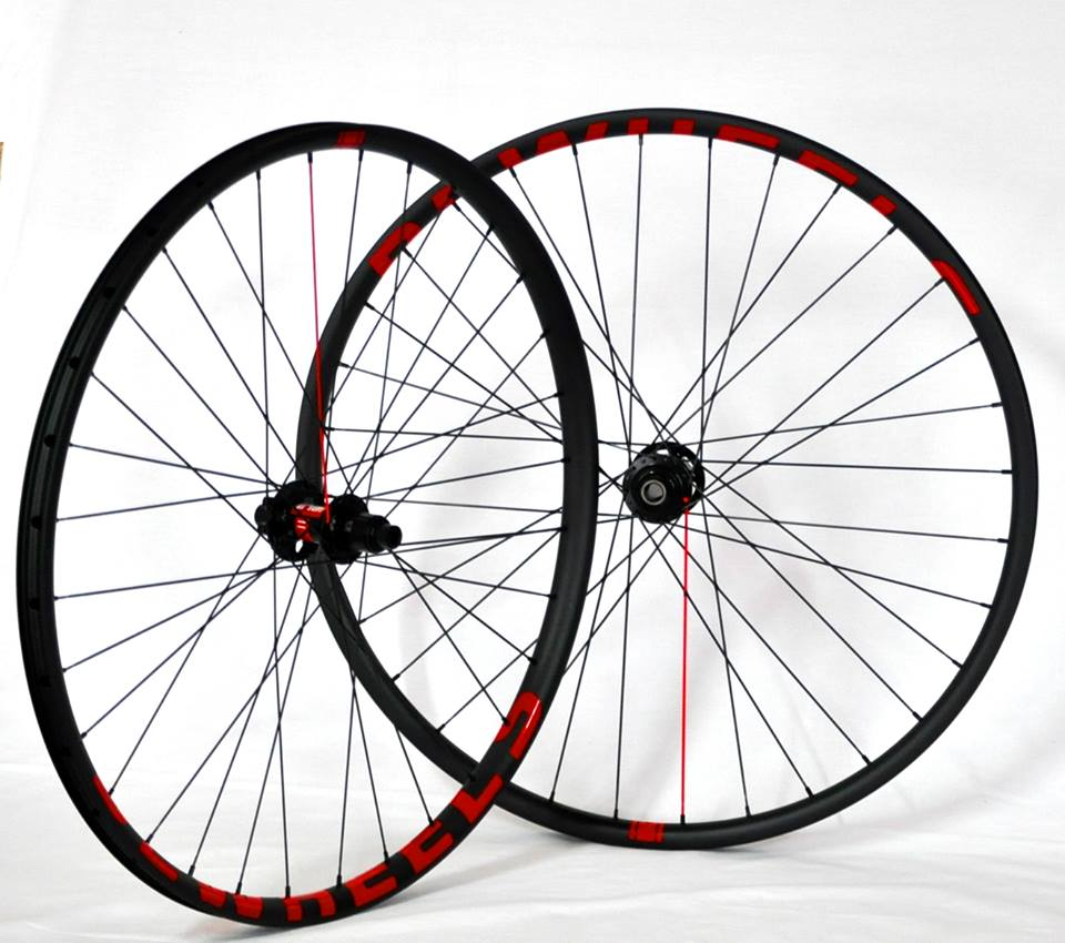 BeWheels MC29E – DT Swiss 350