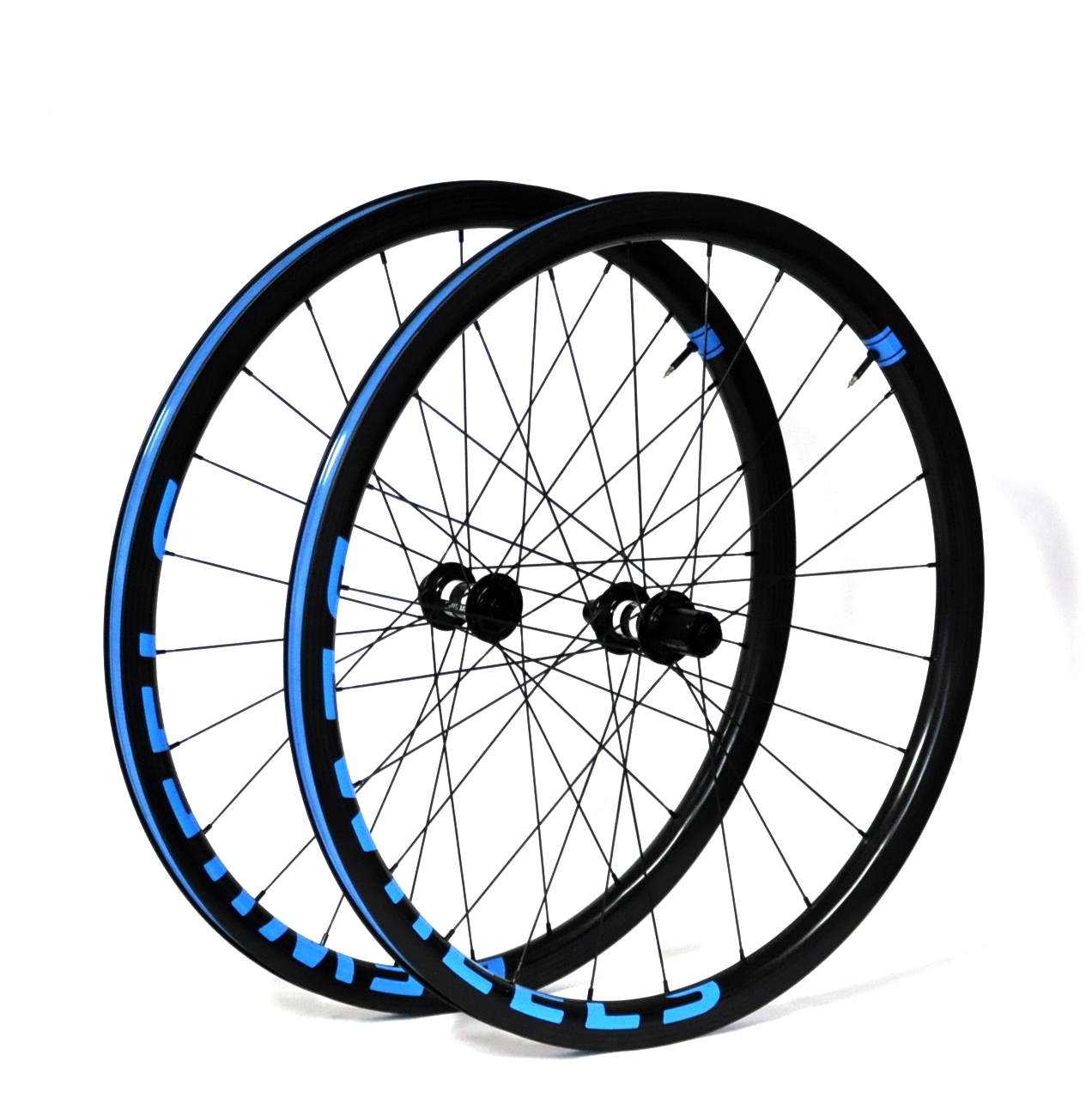 BeWheels RC38T Disc – DT Swiss 240s SP