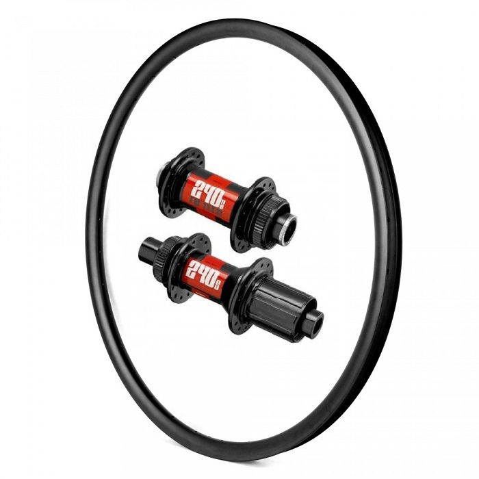 BeWheels MC29E – DT Swiss 240s