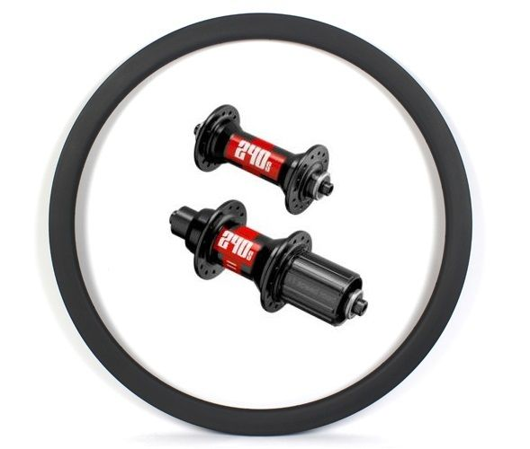 BeWheels RC38C – DT Swiss 240s