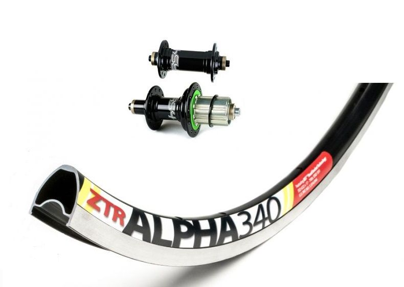 Notubes Alpha 340 – Hope RS4